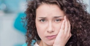 Discomfort caused by dental treatments