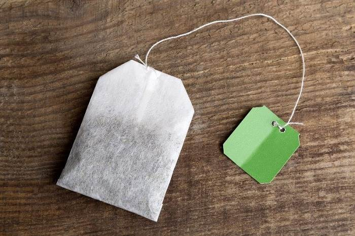 Apply a peppermint tea bag to the sore area in the mouth